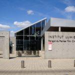 Institut lumière-histoire du cinéma à Lyon-France