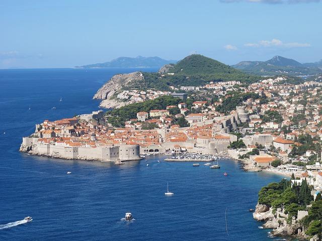 Découvrir Dubrovnik (Croatie) et y passer de bonnes vacances