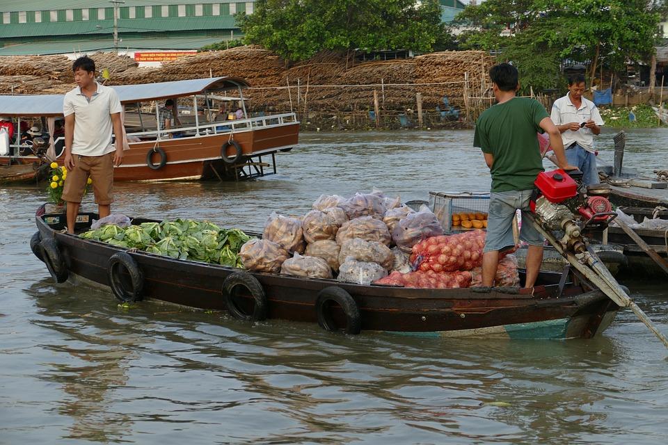 Vietnam Mekong