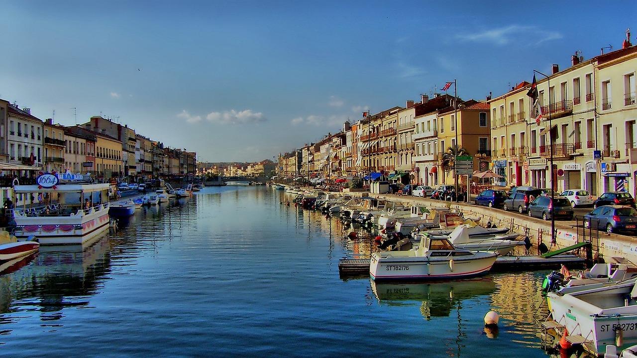 Week end en amoureux Sète