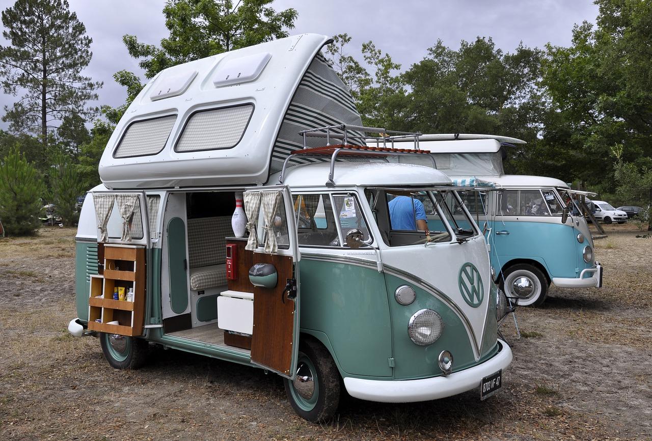 Camping-car senior