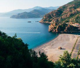 L'île de beauté, naturellement